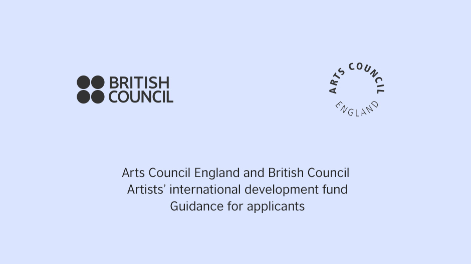 Artists' International Development Fund