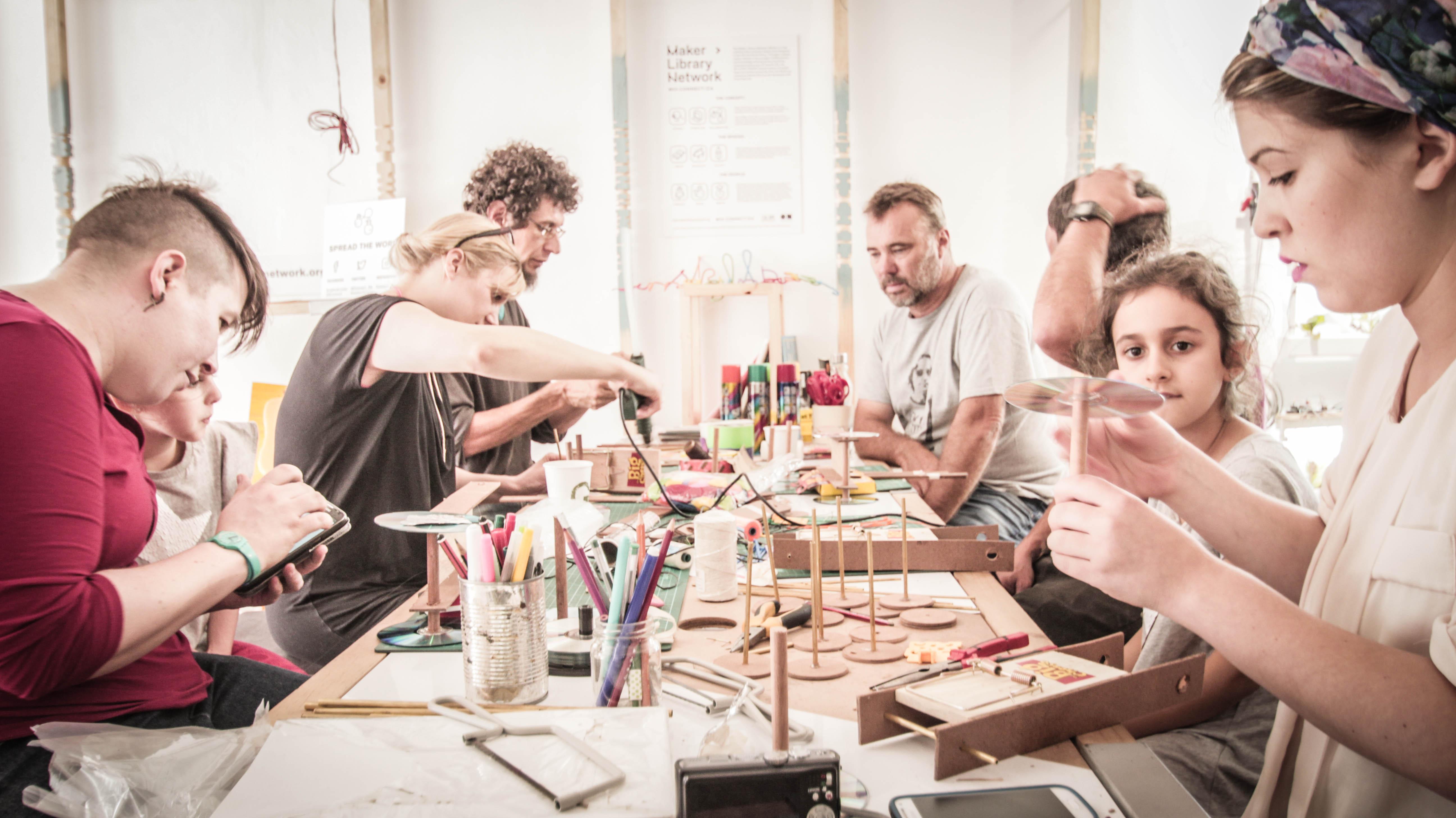 Maker Assembly Edinburgh