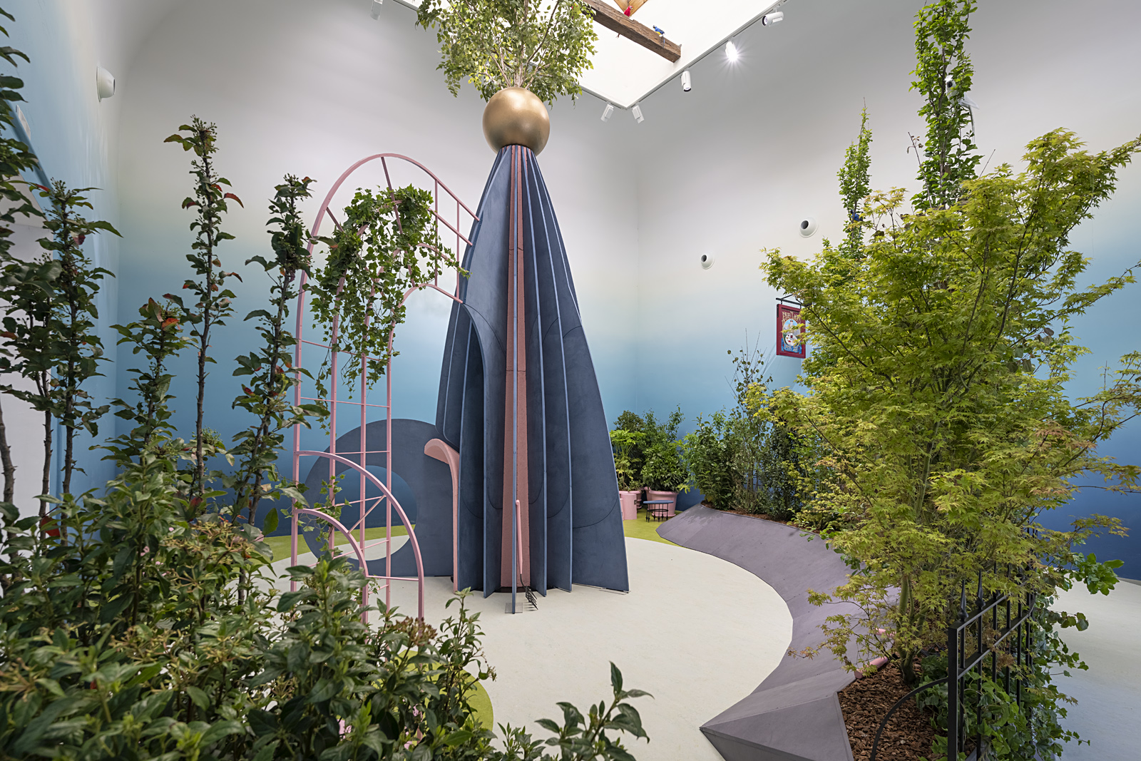Explore The Garden of Privatised Delights