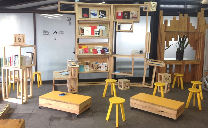 Maker Library launches in Mexico