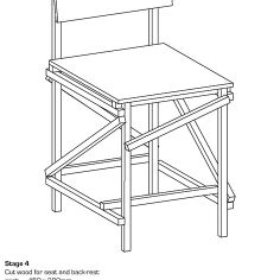 Rough and Ready Chair