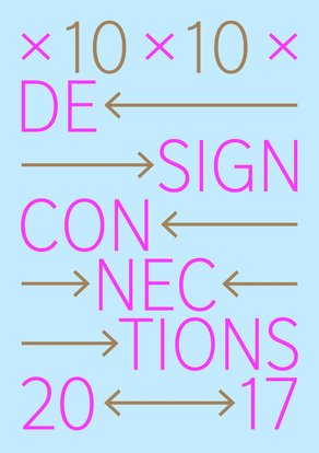 Design Connections 10x10 2017