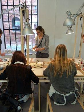 Guest Maker Demo: Woolfiller Workshop ©FROM–NOW–ON