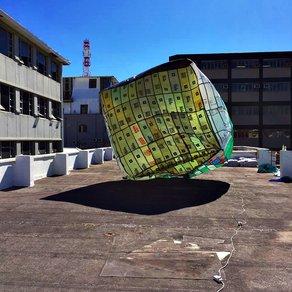 I AM U at 75 Harrington Project: Museo Aero Solar