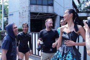 Indonesia Fashion Forward- live collaboration
