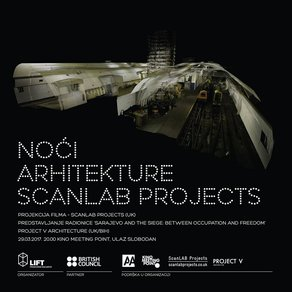 Days of Architecture Sarajevo: ScanLAB Projects ScanLAB Projects