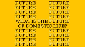 What is the Future of Domestic Life?