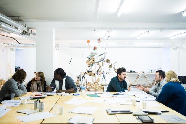 Maker Library Network: Think-ahead-tank © Kat Gollock