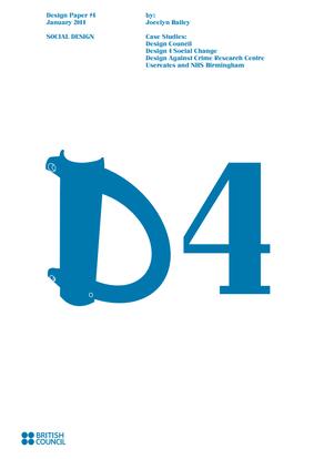 D4 Paper: Social Design