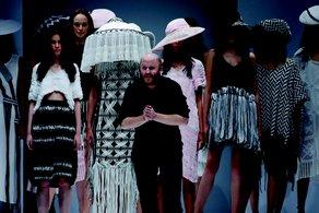 Derek Lawlor at Jakarta Fashion Week  Derek Lawlor