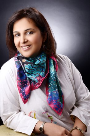 Amneh Shaikh-Farooqui at Making Futures Amneh Shaikh-Farooqui