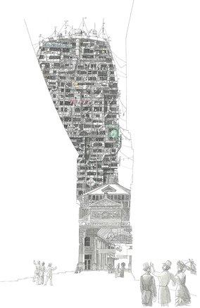Atomik Architecture in Almaty Derek Draper - Atomik Architecture
