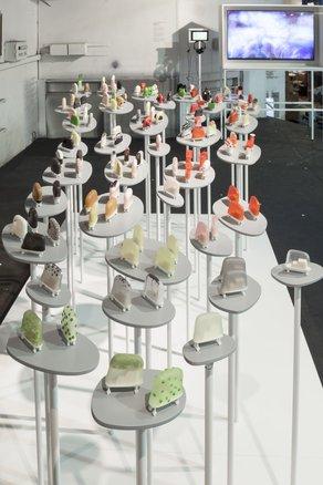 Talk: Alexandra Daisy Ginsberg  Design Taxonomy © Ginsberg