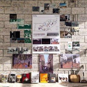 'City of Play' Wins Unlimited Doha Design Prize 2016 WINNING PROPOSAL © DEENA AL TERAWI