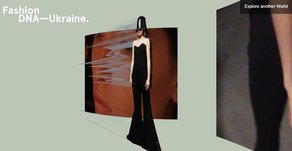Fashion DNA: Ukraine digital showcase Jon Emmony for Ukrainian Fashion Week