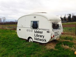 GRAS PROJECT: Mobile Maker Library  © GRAS