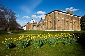 OPPORTUNITY: Design Competition at Dulwich Picture Gallery Dulwich Picture Gallery in the Spring © Stuart Leech