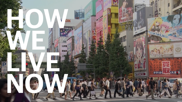 How We Live Now: Guardian Cities Film Series © THE GUARDIAN