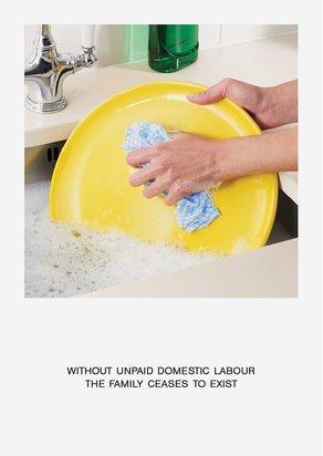 Home Economics at the British Pavilion © Home Economics #3, 210x297mm, OK-RM and Matthieu Lavanchy, 2016