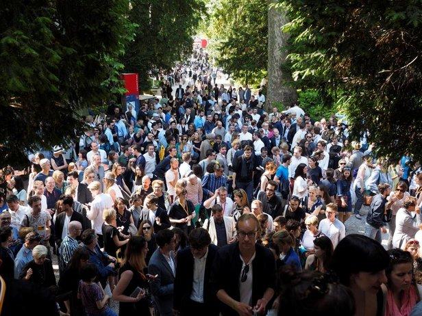 La Biennale di Venezia: August events Cristiano Corte