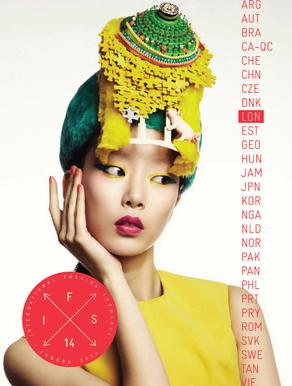 The International Fashion Showcase 2014 Guide © Jinwoo Moon