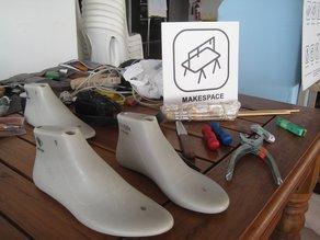 MLN Anatomy of Footwear Workshop by LCF in South Africa