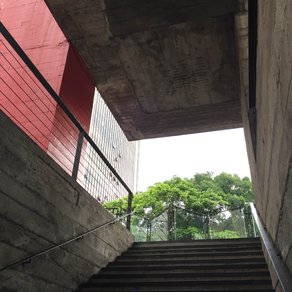 Lina Bo Bardi Fellowship 2015: Travelogue #1 MASP / photo by Finn Beames