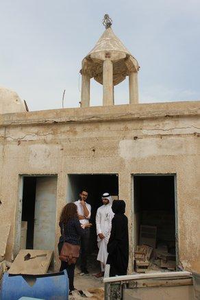 The Old Doha Prize 2013 © Hannah Burgess