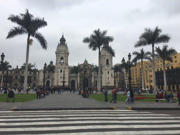 Peru Travelogue #2 Downtown Lima