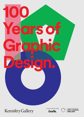 Kemistry Gallery: 100 Years of Graphic Design