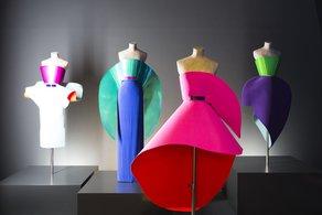 IFS alumni at London Fashion Week AW19 Photograph: Agnese Sanvito