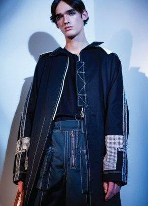 IFS 2017 Designer Award winner The Sirius at Milan Fashion Week The Sirius
