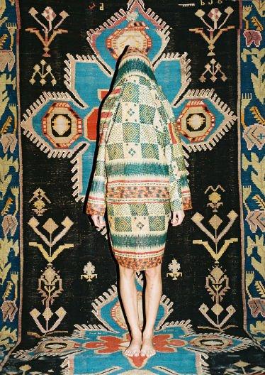 International Fashion Showcase: 20-24 February 2015 LASHA DEVDARIANI. PHOTOGRAPH BY MARIAM KALANDARISHVILI.