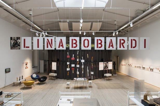 Lina Bo Bardi Together in São Paulo View of Lina Bo Bardi: Together / Swedish Centre for Architecture