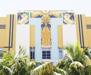 Artists' International Development Fund: Seaside Moderne in Miami © Jenny Steele