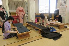 OPEN CALL: Winston Churchill Fellowships 2018 'Exploring Circular Economy Textile Models in Japan' / Lynn Wilson, Winston Churchill Fellow 2015