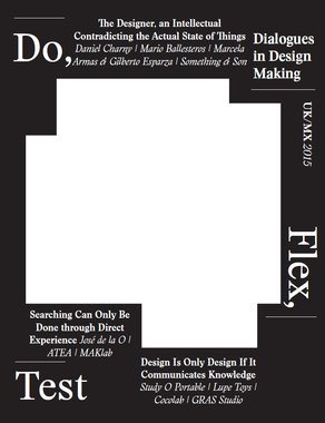 Do, Flex, Test - Dialogues in Design Making Cover of Do, Flex, Test - Dialogues in Design Making © British Council, Buro Buro, Regina Pozo