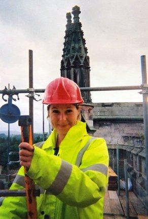 Winston Churchill Fellowships: Profile #1 © Miriam Kelly