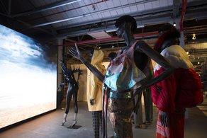 Bonaveri for International Fashion Showcase 2015 Photograph by Agnese Sanvito