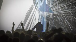 Opportunity: Québec-UK Connections Rival Consoles at MUTEK 2015, Montreal © Caroline Hayeur