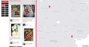 Mapping the International Fashion Showcase