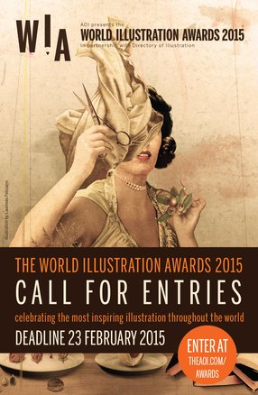 Deadline Extended for the World Illustration Awards 2015 World Illustration Awards 2015