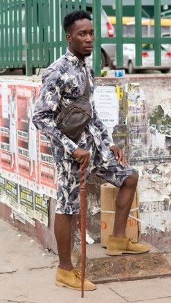 Zimbabwe Designer: Kidd Hunta, Photographer: Kudzai Chakaingesu