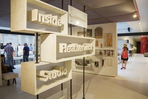 New Exhibition: Inside Heatherwick Studio New British Inventors: Inside Heatherwick Studio © Fabian Ong