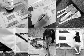 Anthony Burrill at Bangkok International Typographic Symposium Anthony Burrill