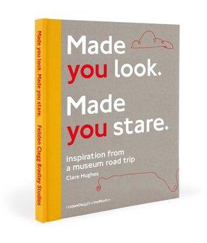 Winston Churchill Fellowship: Made You Look, Made You Stare © FCBStudios