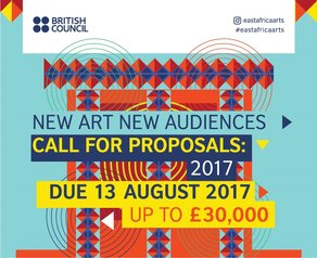 OPEN CALL: East Africa New Art New Audiences