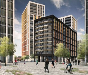 Opportunity: tenant needed for a new Nine Elms art space Nine Elms redevelopment proposal