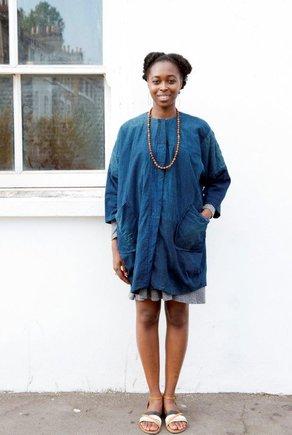 Art Connects Us: Meet Yemi Awosile  © AKEMI KUROSAKA