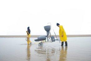 2016 Winston Churchill Fellowships Awarded  Sea Chair - Credit: Studio Swine